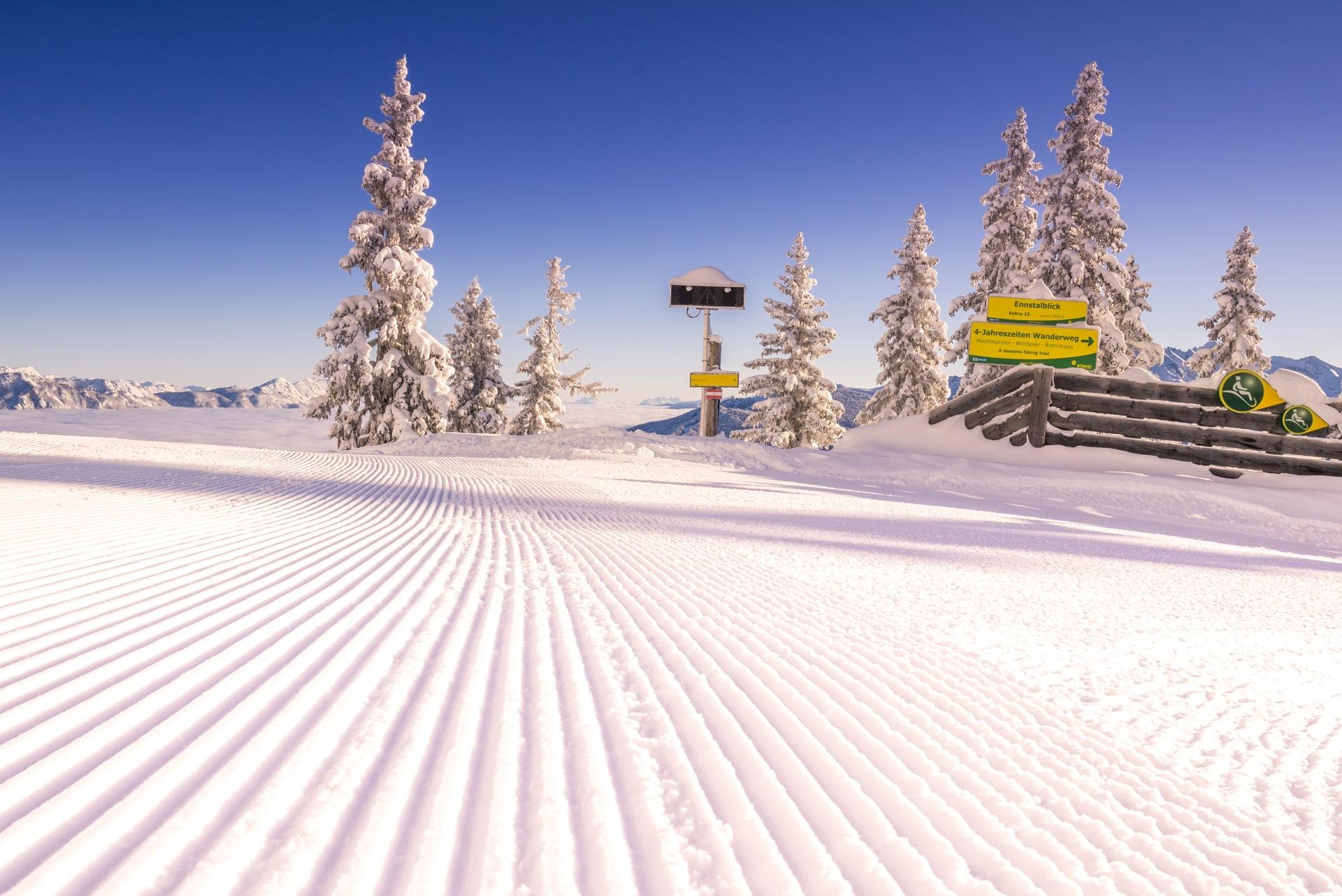 Winterurlaub in Schladming-Dachstein