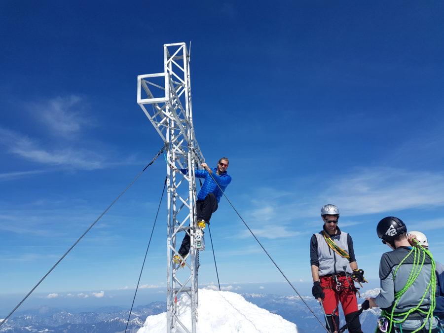 Klettern und Klettersteige mit Einheimischen erleben