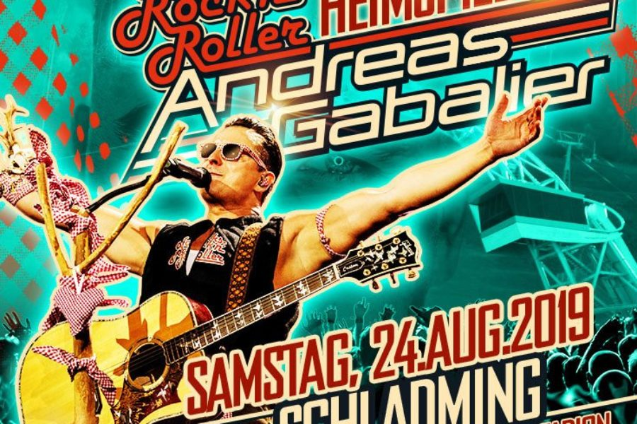 Andreas Gabalier Heimspiel
